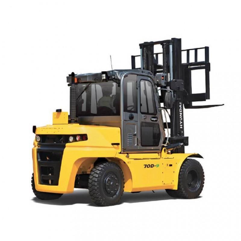 D094: - Empilhador Diesel [7T] - 1
