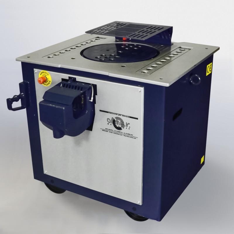 A060: - Máquina de Cortar e Dobrar Ferro - 1