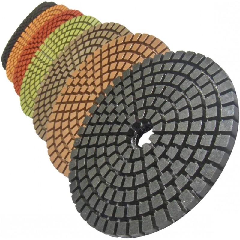 Z0084: - Discos polidora de pedra [resina] - 1