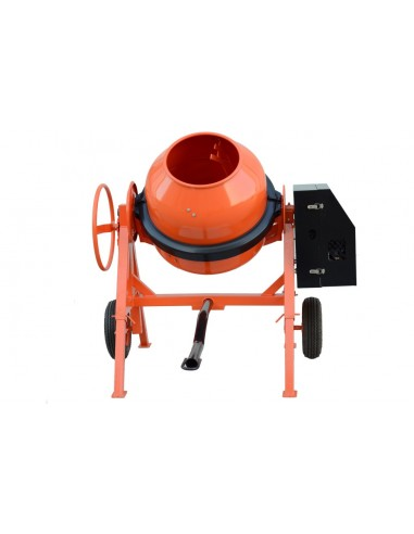 A018: - Betoneira Trifásica/Diesel 300L - 1